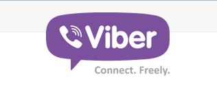 logo of viber