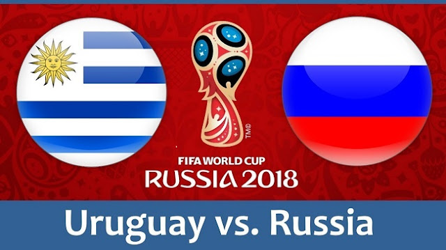Uruguay vs Russia Full Match Replay 25 June 2018