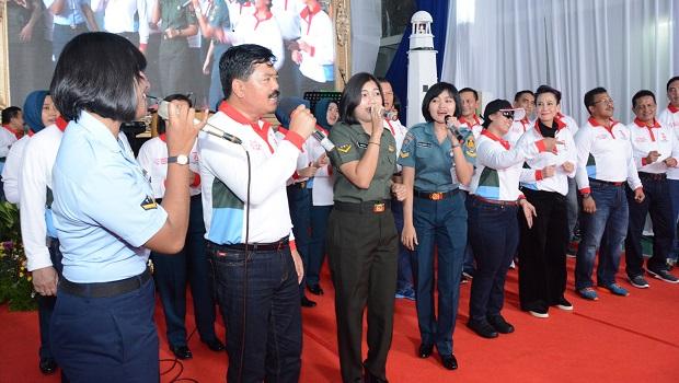 TNI dan Media Mitra Strategis