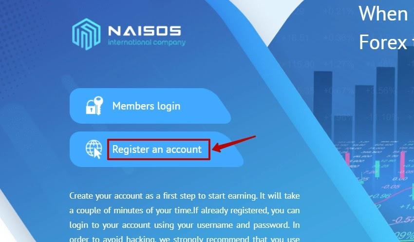 Регистрация в Naisos LTD