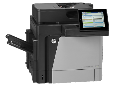HP LaserJet Enterprise MFP M630dn Driver Download