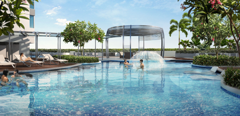 Hillion Residences Spa