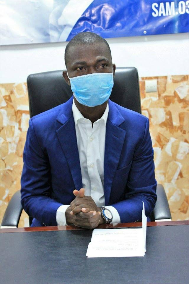 Hermann Dimitri Adankpo, rassure le peuple béninois suite à la sortie médiatique de Boni Yayi