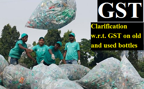 applicability-of-gst-on-used-bottles-paramnews
