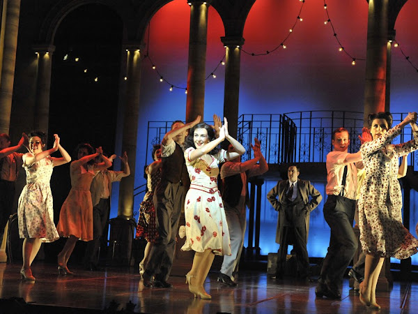 Evita (UK Tour), New Victoria Theatre | Review