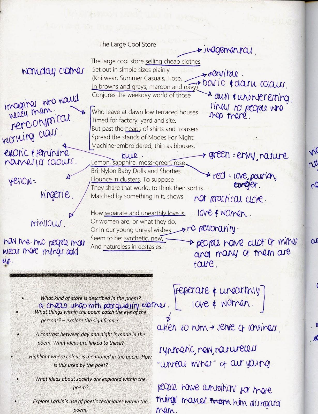 The Poetry of Mental Unhealth: Philip Larkin