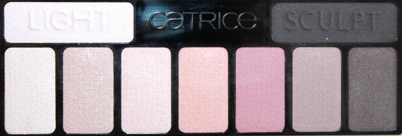 Тени для век Catrice The Nude Blossom Collection Eyeshadow