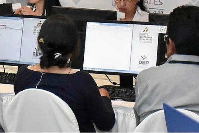 Empresa panameña contratada por el TSE concluye que se violó el protocolo de seguridad / WEB