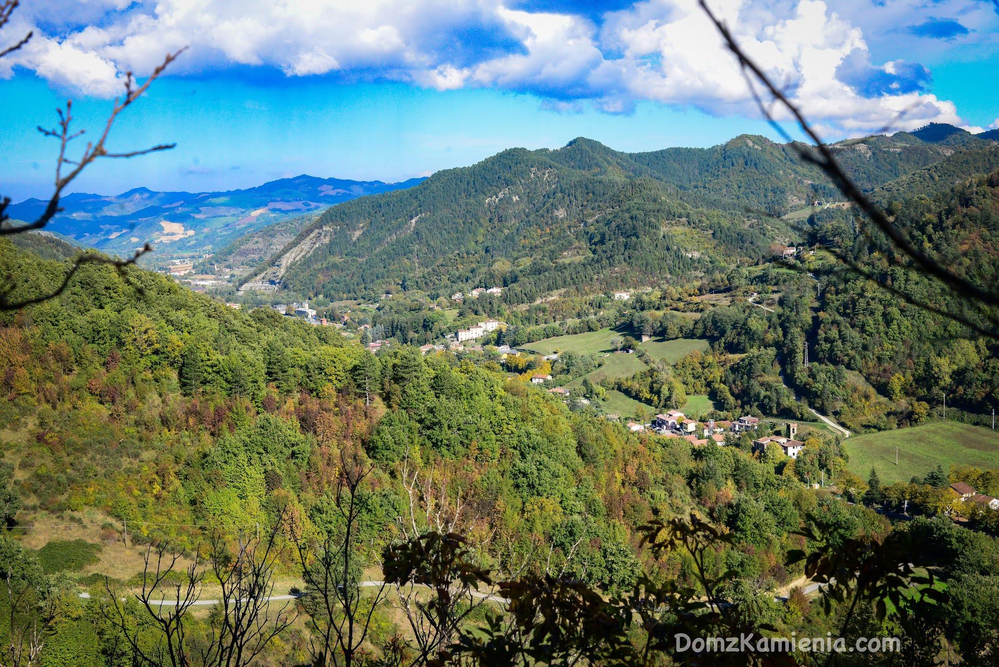 Marradi Toscana, Alto Mugello