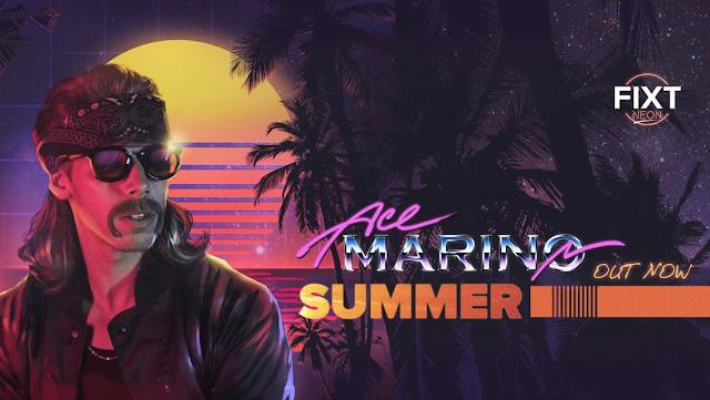 """Embrace the Nostalgic Heat with Ace Marino's New Single """"Summer"""""""