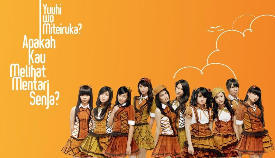 2nd Single JKT48 Yuuhi Wo Miteiruka