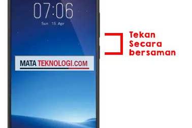 Cara Screenshot Vivo Y71 Dengan Mudah