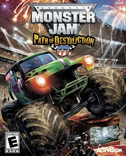 Monster Jam Path of Destruction Xbox360 PS3 free download full version