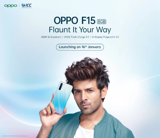 Oppo F15 Full Specification and Price