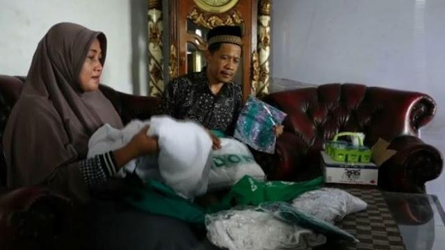 Sudah Suntik Meningitis dan Beli Oleh-oleh Haji,  Pasutri Calhaj Yang Sudah Menunggu 10 Tahun Ini Gagal Naik Haji Sampai 2 Kali