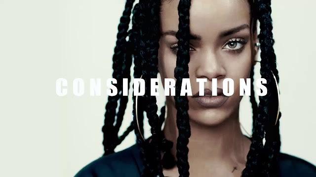 Rihanna Consideration ft. Sza MP3, Video & Lyrics