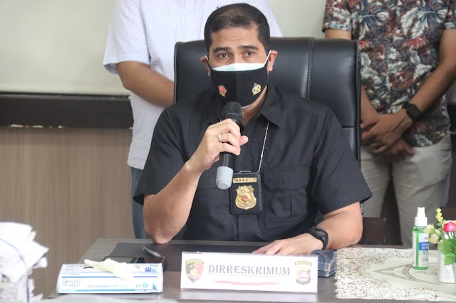 Sebanyak 690 AJB Palsu, Berhasil di Ungkap Satgas Mafia Tanah Polda Banten