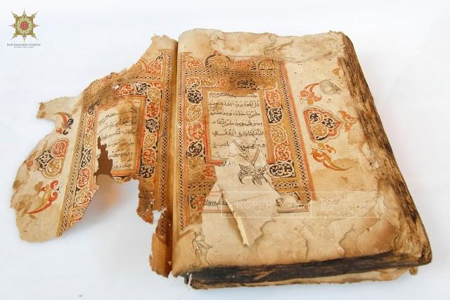 Seni Hiasan Islam (Zakhrafah)