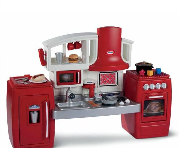 Little Tikes Indonesia: HOME & GARDEN, PICNIC TABLE, COOK