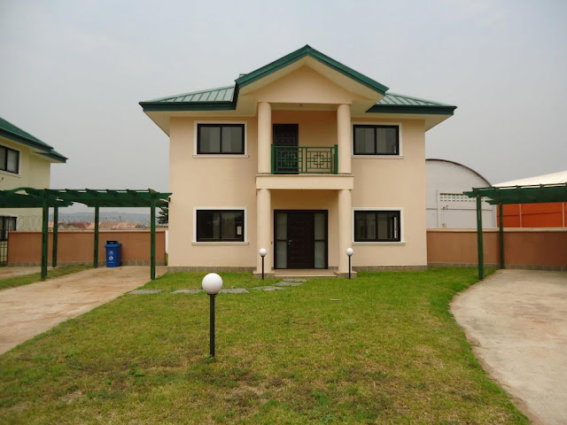 village accra ghana 3 bedroom house for sale gated community