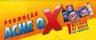 """Nova Promoção Produtos Tixan Ypê """"Ache o X"""" - 1 Milhão de Vezes o Valor do Produto"""