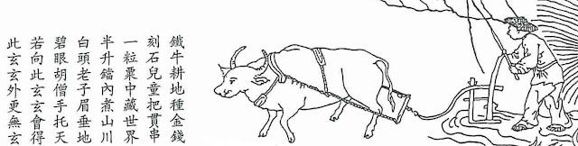 QIXI : De la légende au traité d'alchimie interne  Ox%2Bboy