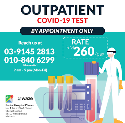Covid 19 Screening Centre @ Klang Valley