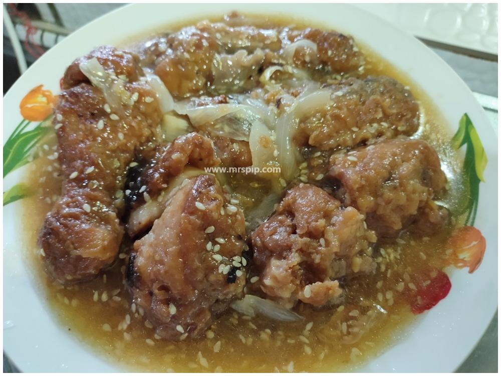 Senangnya Masak Ayam Masak Lemon Guna Sos Lemon Woh Hup