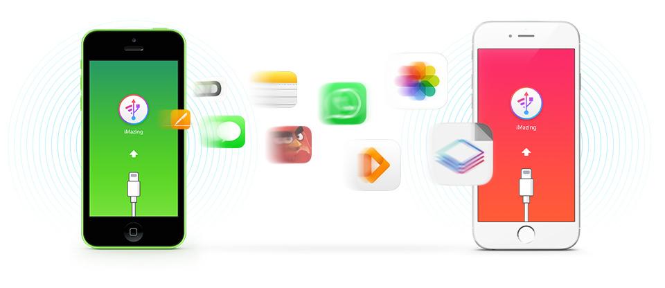 6 Aplikasi Terbaik Mentransfer Data di iPhone