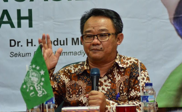 Pengamat: Keren, Saat Banyak Pihak Meminta-minta, Muhammadiyah Tolak Tawaran Masuk Kabinet