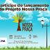 Miguel Coelho lança programa ambiental para adoção de praças e áreas verdes
