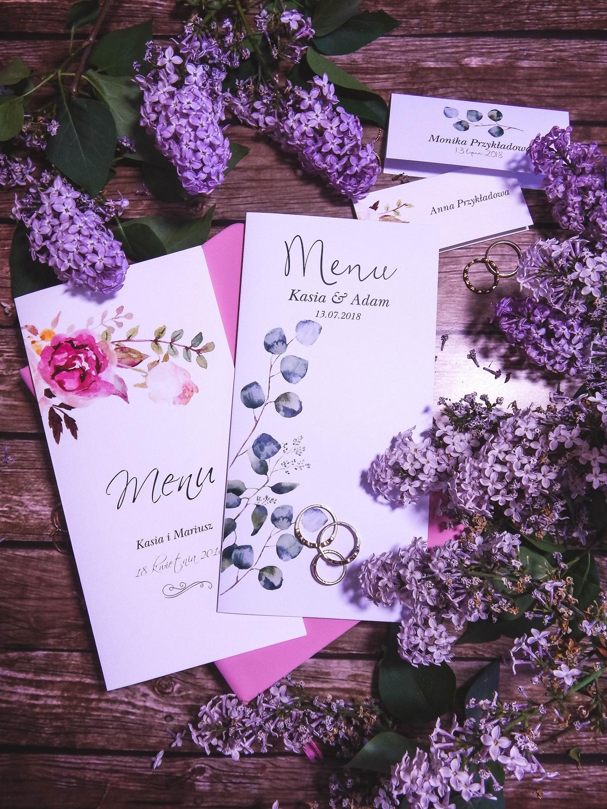 4 jak usadzić goście na weselu zasady rozsadzania gości jak dobrać winietki menu numery na stoły weselne