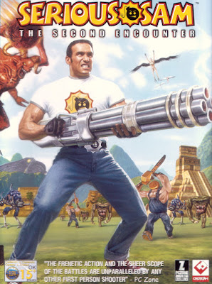 Serious Sam The Second Encounter Android Games