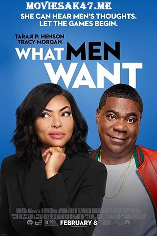 What Men Want (2019) Full English Movie Download 480p 720p WEB-DL