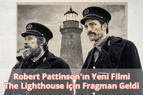 The Lighthouse Fragman İzle
