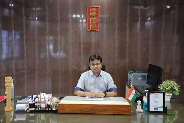Chhindwara News : संक्रमण से बचने के लिये मास्क का उपयोग अवश्य करें-कलेक्टर श्री सुमन