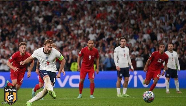 يورو 2021 .. إنجلترا تتأهل للنهائي الأول ضد إيطاليا في أمم أوروبا 2020