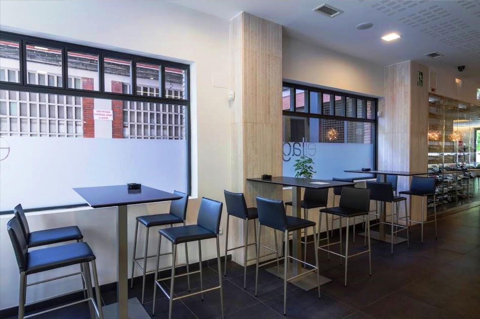 Urbina vinos blog carta de vinos del restaurante el lagar en logro o la rioja - Cristalerias en logrono ...