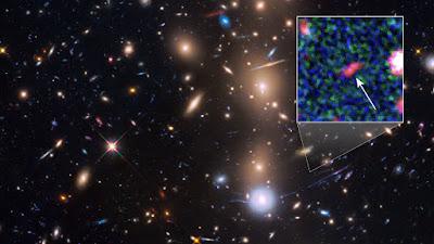 super earth 31 light years away