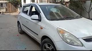 तीन शराबी युवकों ने मचाया उत्पाद, गाड़ीयों में तोड़फोड़ कर एक व्यक्ति से की मारपीट