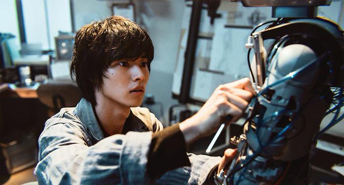 The Door into Summer (Natsu e no Tobira) film - Takahiro Miki