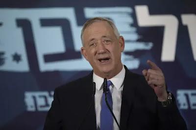 Israel: Benny Gantz rejeita idéia de tratado de defesa EUA-Israel