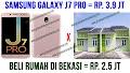 TAHUKAH KAMU? Harga Samsung Galaxy J Series Seharga DP Rumah Murah di Cikarang