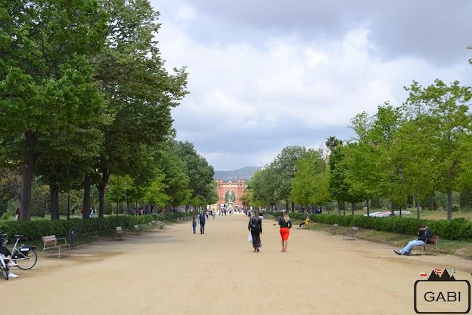 Barcelona - Dzień 5 - Park Ciutadella