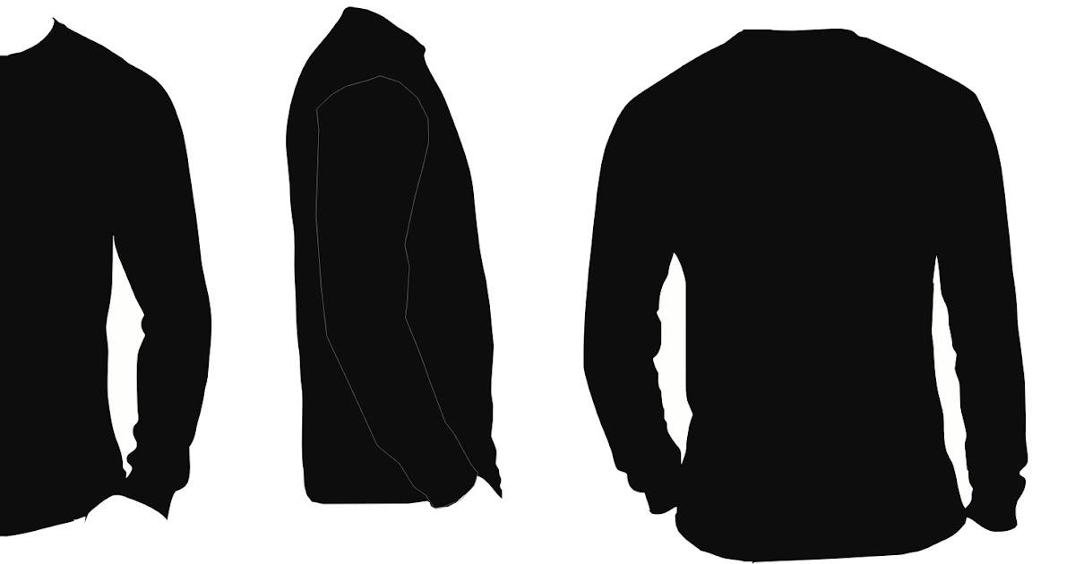 Terupdate Kaos Polos Biru Dongker Depan Belakang Lengan Panjang Kaos Polos Terbaru