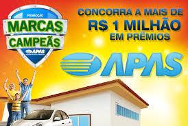 Participar Promoção APAS 2017 Marcas Campeãs