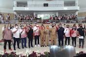 Ketum KONI Bayar Honor Atlet dan Pelatih. 122 Atlet Siap Berlaga di PON Papua