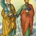 Beyond what others said: Solemnity of Saints Peter and Paul, Aps (29th June, 2016) .