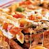 Receita de macarrão sabor pizza