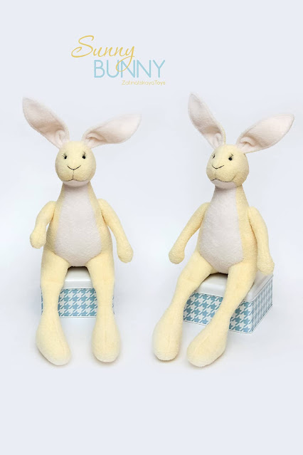 Best bunny stuffed animal DIY